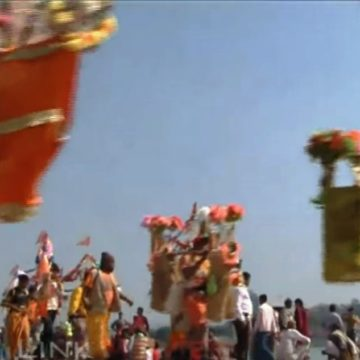 Kanwar Yatra – A first person perspective