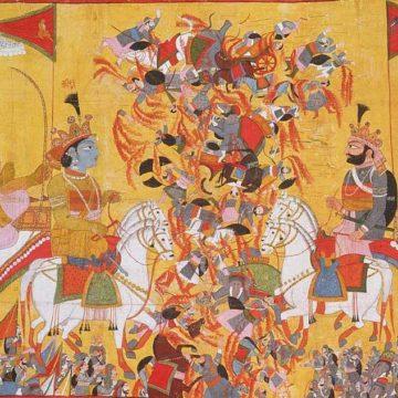 Bhagvada Gita and violence (Part 1)