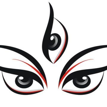 A Goddess who is both Kali and Sri