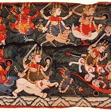 Caste: Purusha and Varna