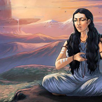 Akka Mahadevi's Complete Surrender
