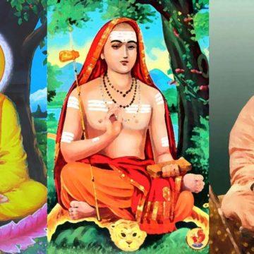 Buddha, Shankara and Vivekananda – Milestones of Indian spirituality