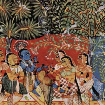 कृष्ण प्रेम (Krishna's love)