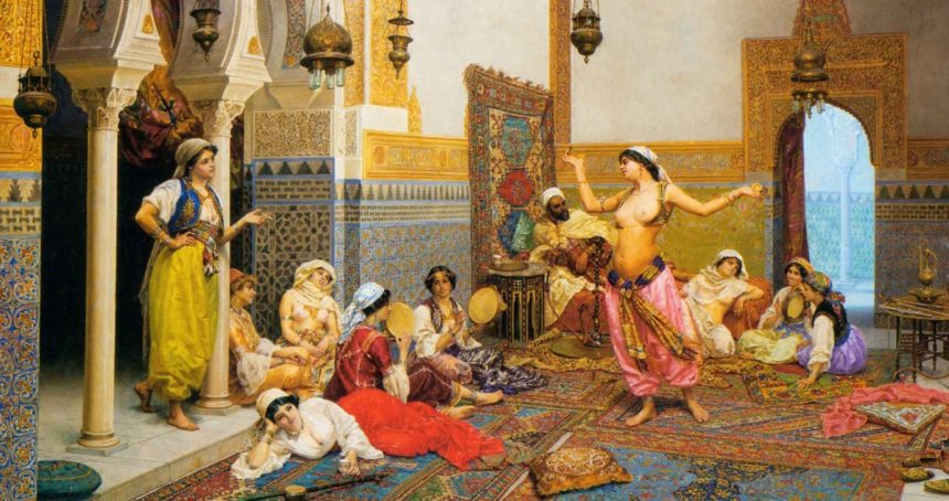 Sex Slavery In Islamic India
