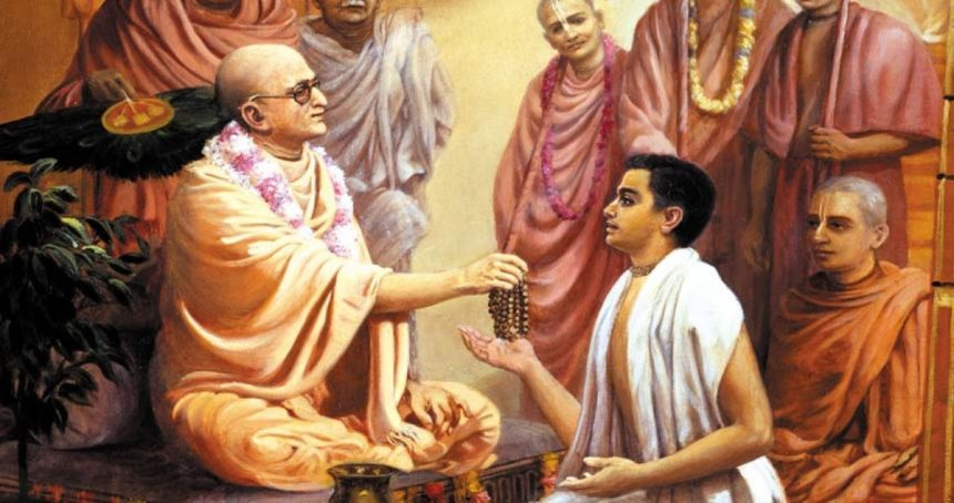 Dealing with the Loss of One's Spiritual Master
