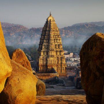 Splendours of Hampi – Virupaksha Temple