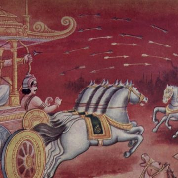 Thoughts on the date of the Mahabharata War
