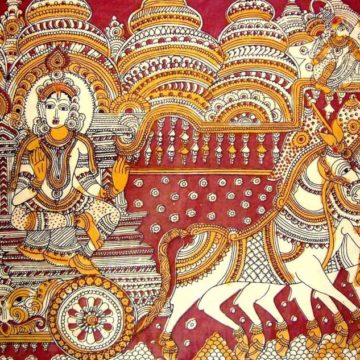 Glimpses of an all-embracing form: The Mahabharata as itihAsa