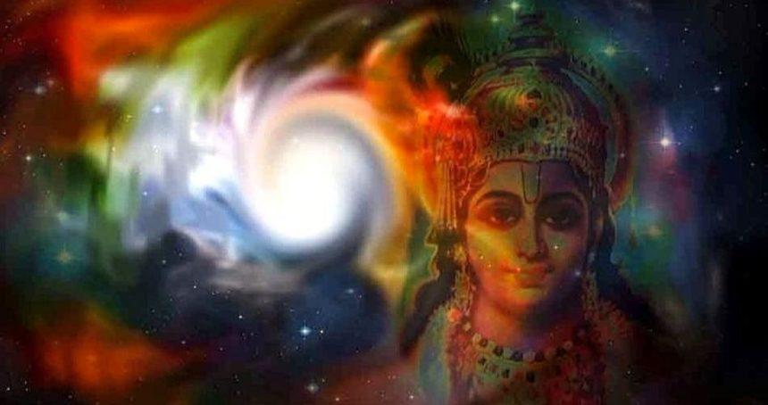 Standing up for the Purusha Sukta