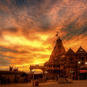 Somnath Temple – Rising Phoenix