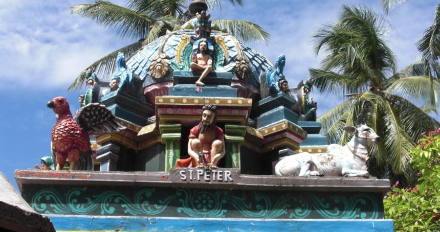 Catholic Ashrams: Adopting and Adapting Hindu Dharma