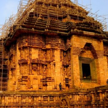 Konark Temple – Chariot of the Sun God