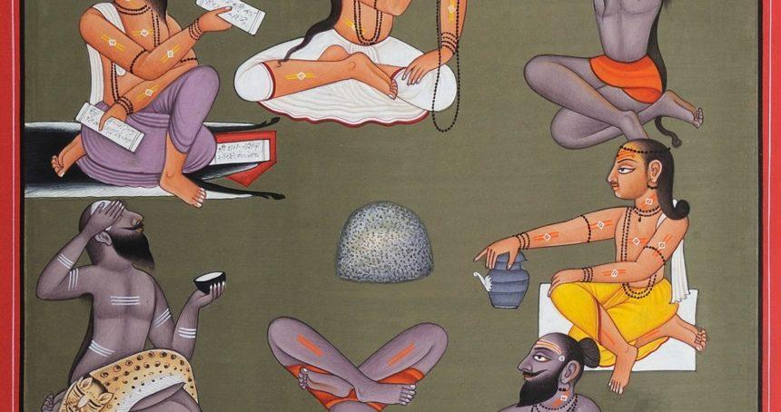 The Saptarshi explain their names – Part II