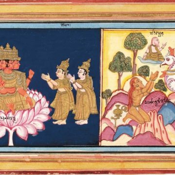 The essential unity of the Vedic religion and modern Hinduism