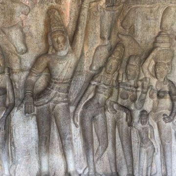 Poetry in stone – Mahabalipuram Part II