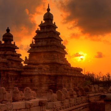 The Magnificent Shore Temple and Rathas at Mahabalipuram – Part I