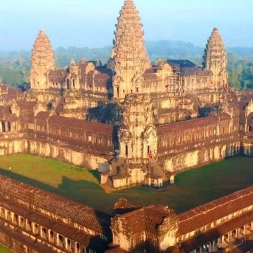 Angkor Wat – The largest Hindu Temple (Part–1)