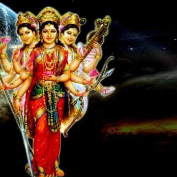 Brahmanism 103: The Discovery of Bharat-Mata as Adi Shakti-pith