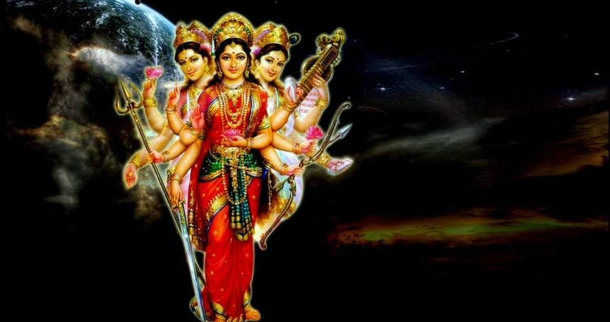 Brahmanism 103: The Discovery of Bharat-Mata as Adi Shakti-pith