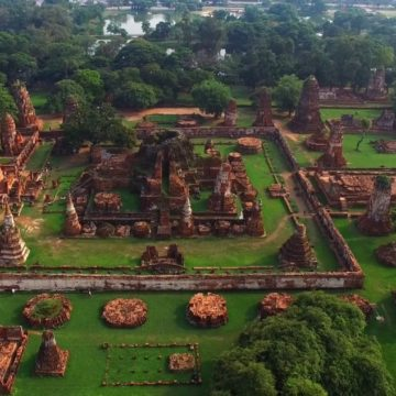 Ayutthaya – The Thai Capital of Rama Kings