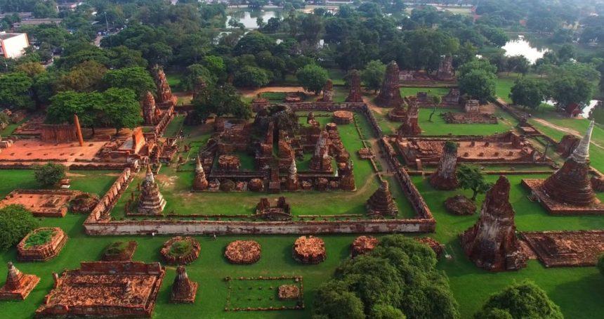 Ayutthaya – The Thai Capital of Rama Kings