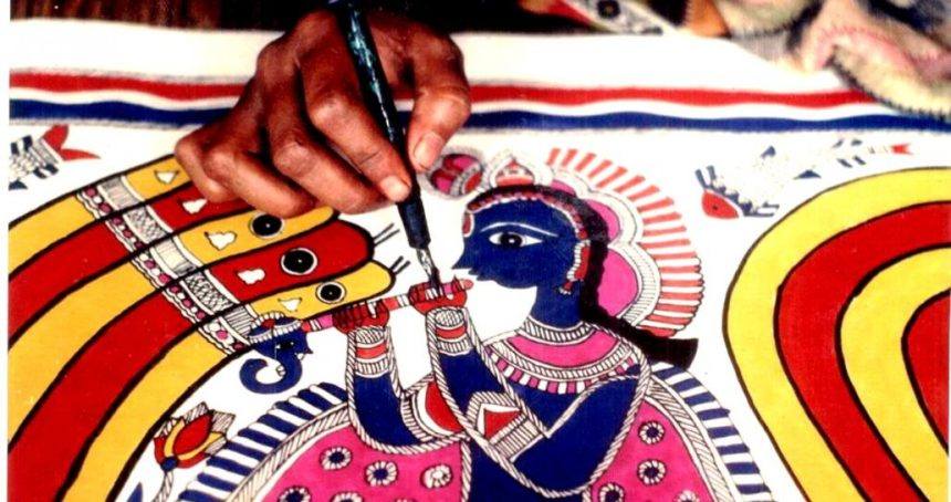 Mithila Art: A living tradition since the Ramayana