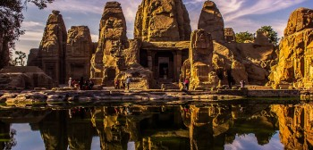 Rock Temple of Himalaya – Masroor