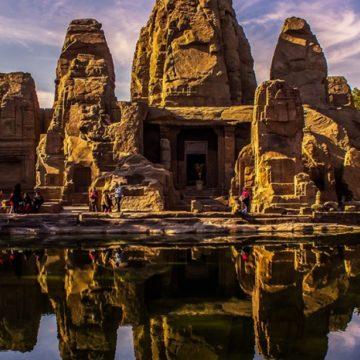 Rock Temple of Himalaya – Masroor