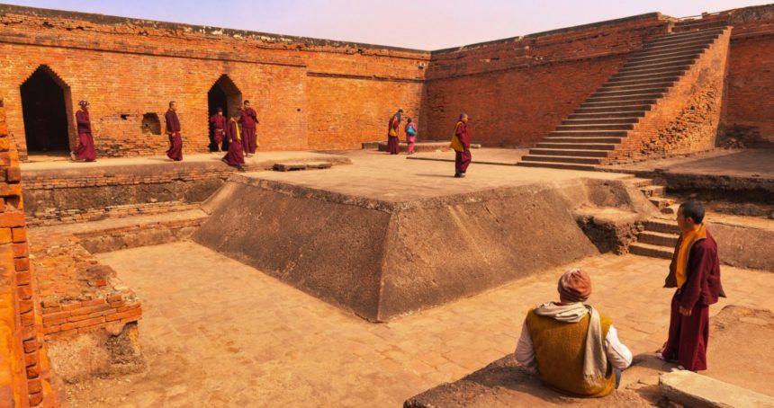 Nalanda – The greatest university of its time