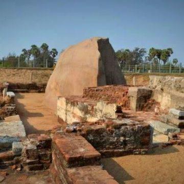 Recent excavation of ancient temple – Mahabalipuram Part III