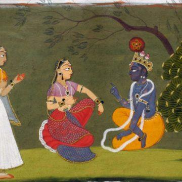 Gita Govinda of Jayadeva and the Bhakti Movement