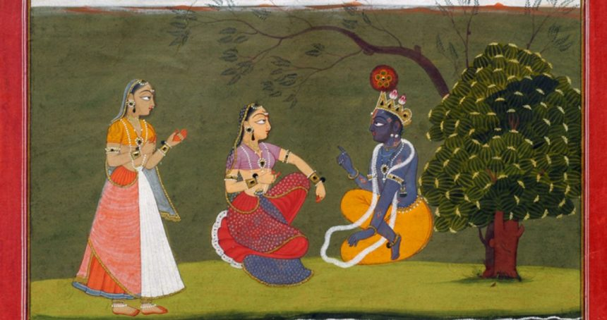 Gita Govinda of Jayadeva and the Bhakti Movement