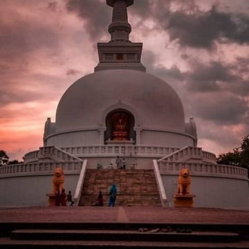 Rajgir – The first kingdom at the dawn of history