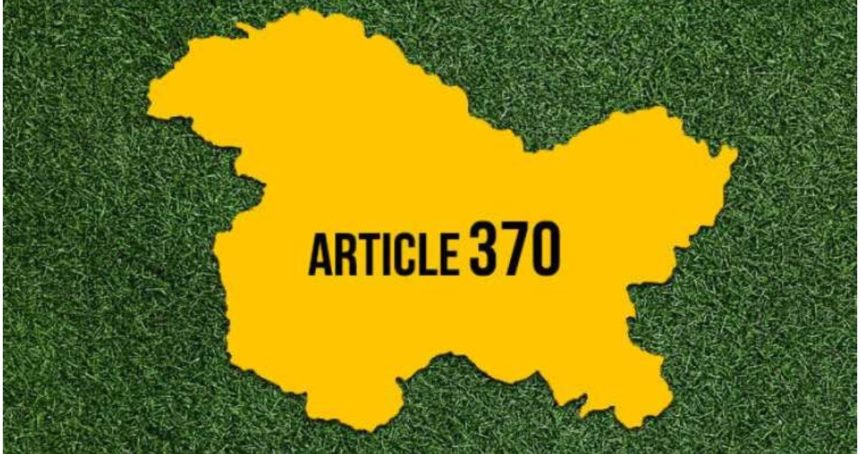 Abrogation of Article 370: Good in Law, better in Logic