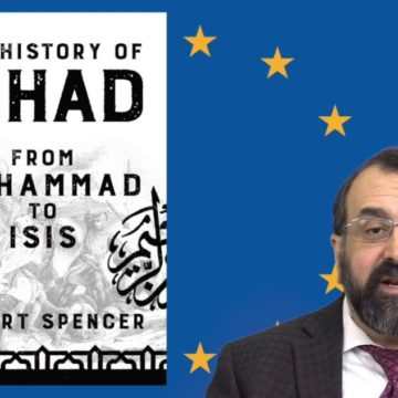 History of Jihad, a thriller