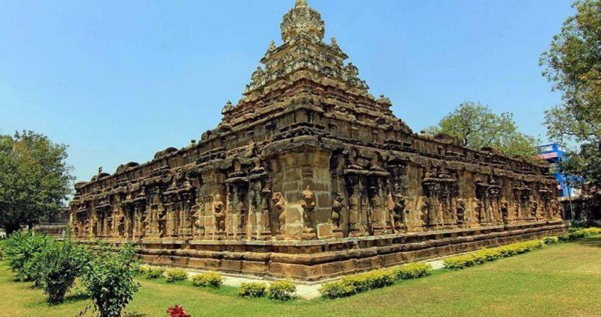 The Majestic Vaikunth Perumal temple: Kanchipuram (Part 3)