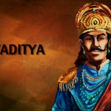 To Lalitaditya