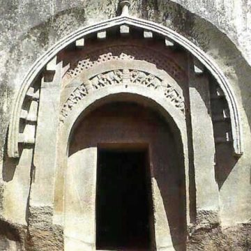 The Ancient Barabar Caves near Gaya