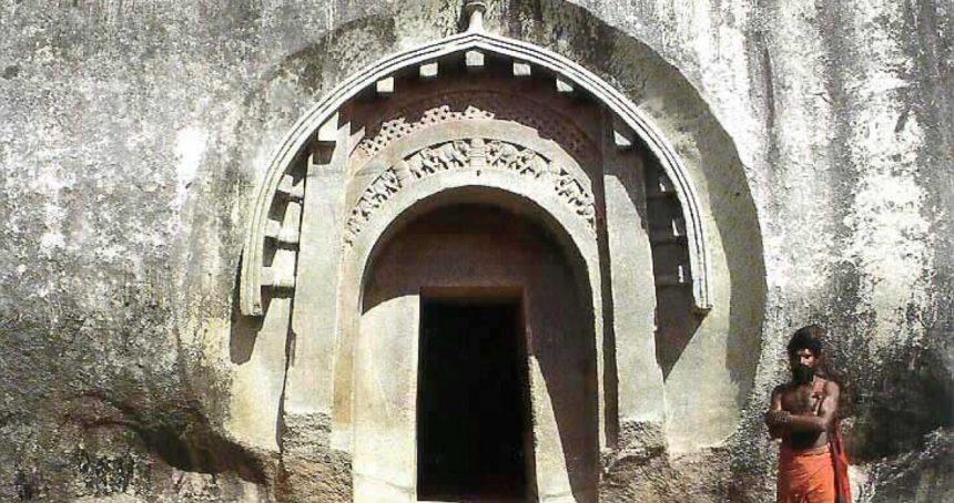 The Ancient Barabar Caves near Gaya