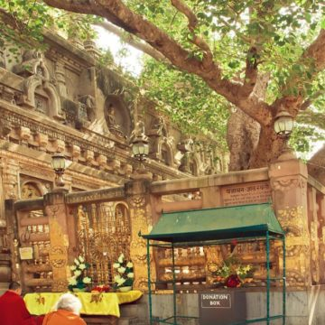 Bodh Gaya – The centre of the Buddhist world