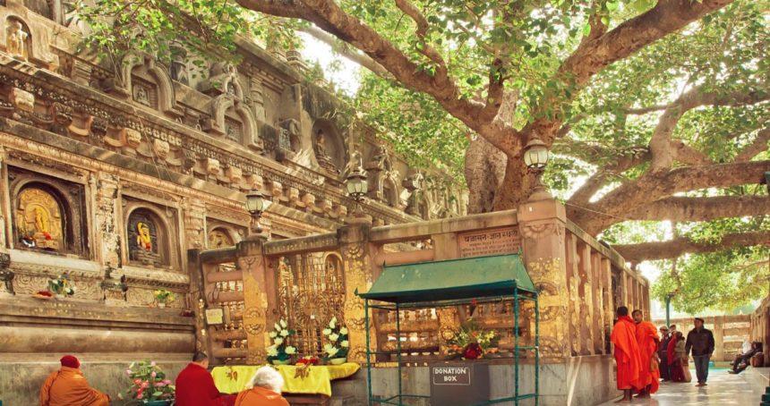 Bodh Gaya – The centre of the Buddhist world