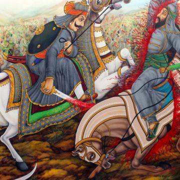 Chronicles of Valour- The Battle of Haldighati