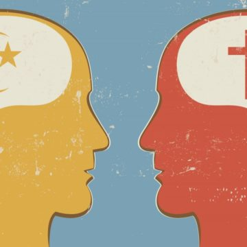 Conditional love of Christianity and perilous peace of Islam