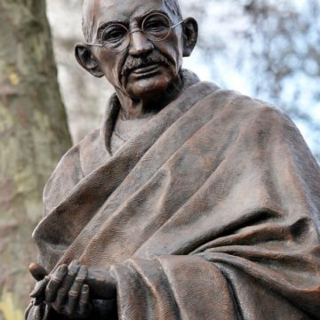 The Place of Mahatma Gandhi