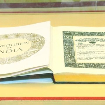 What could the new PREAMBLE of India's Constitution be?