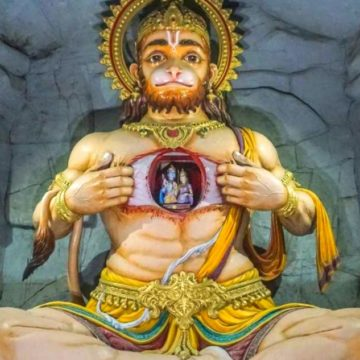 The Power of the Hanuman Chalisa