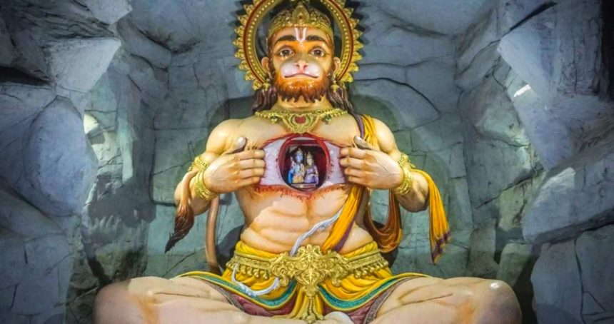 The Power of the Hanuman Chalisa