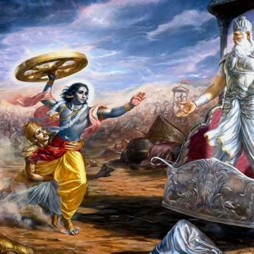 On the meaning of the Mahabharata – Early Rebuttal to German Indology (Part 2)