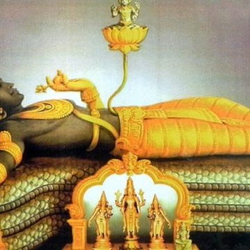 The Eternal Dasas of Sree Padmanabha Swamy – I