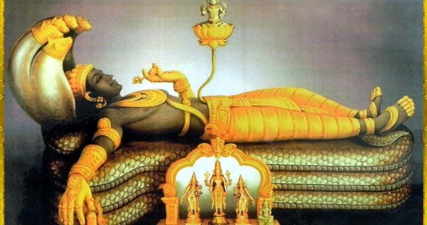 The Eternal Dasas of Sree Padmanabha Swamy – I